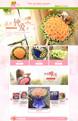 花花世界-鲜花、花卉行业专用旺铺专业版模板
