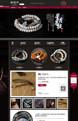 菩提子-古典深色风饰品、玉器、珠宝、佛珠专用旺铺专业版模板