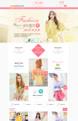 美女衣橱-女装、女鞋、女包行业通用旺铺专业版模板
